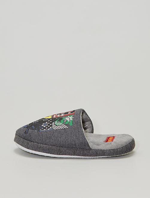 Zapatillas de casa 'Harry Potter'                             gris