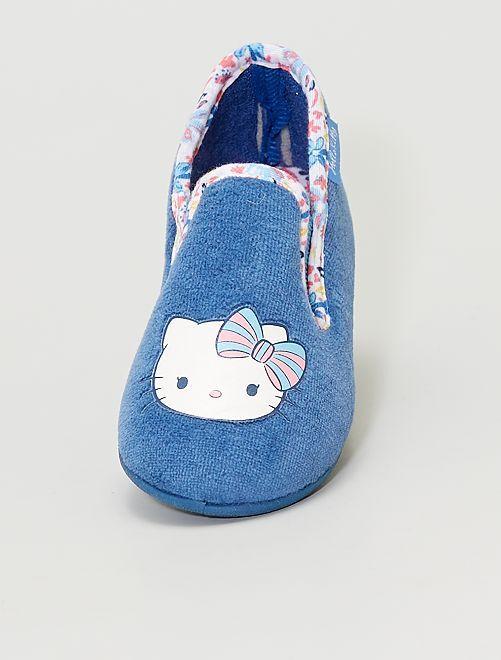 Zapatillas de casa 'Hello Kitty'                             azul
