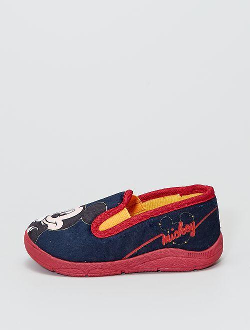 Zapatillas de casa 'Mickey'                             AZUL