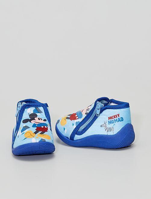 Zapatillas de casa 'Mickey Mouse' 'Disney'                             azul