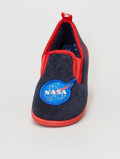 Zapatillas de casa 'NASA'                             AZUL