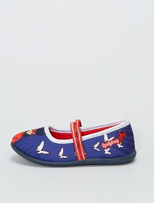 Zapatillas de casa 'Prodigiosa' 'Ladybug'                             azul