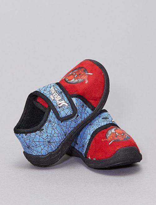 Zapatillas de casa 'Spider-Man'                             ROJO