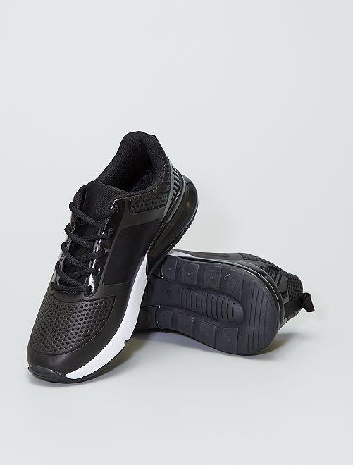 Zapatillas de estilo deportivo                             negro