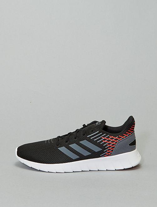 Zapatillas de running 'Adidas Asweerun'                             NEGRO