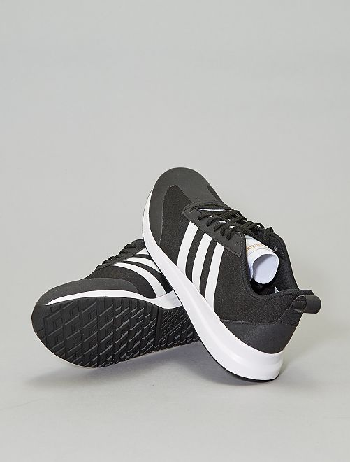 Zapatillas de running 'Adidas' 'RUN60S'                             NEGRO