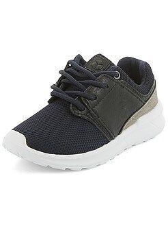 Zapatillas de running con malla
