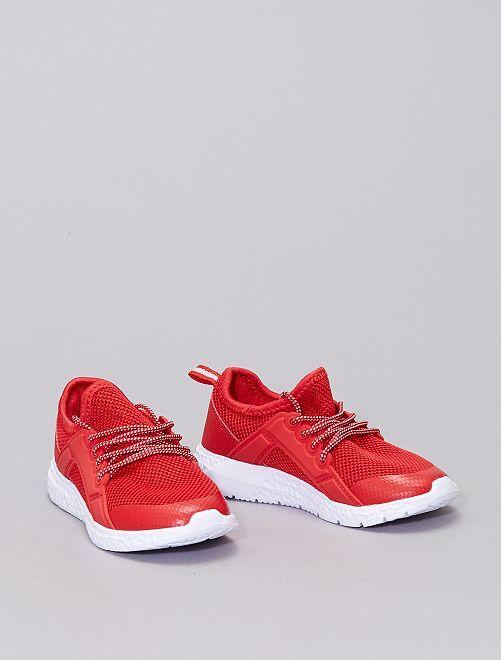 Zapatillas de running                                         rojo