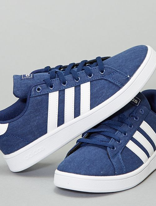 Zapatillas de tela 'Adidas Grand Court'                             AZUL