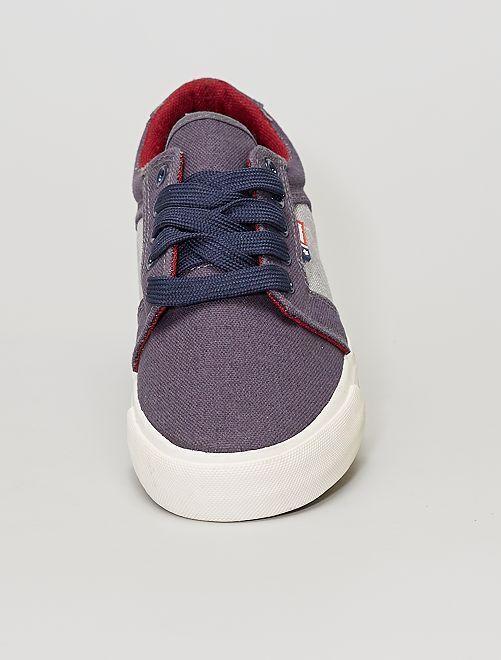 Zapatillas de tela 'Beppi'                             AZUL