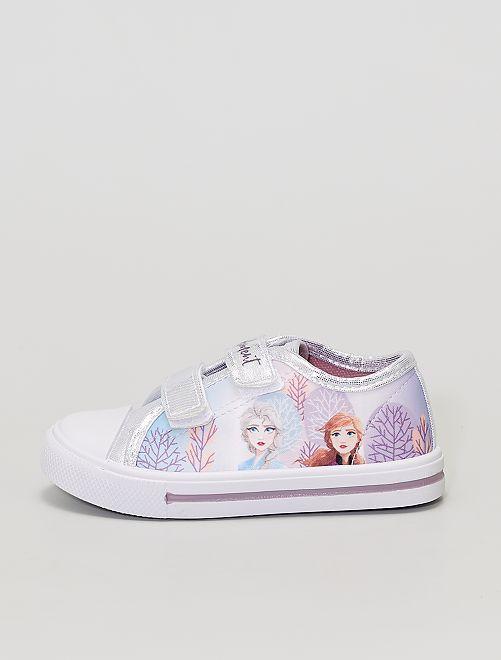 Zapatillas de tela 'Frozen 2' 'Disney'                             blanco