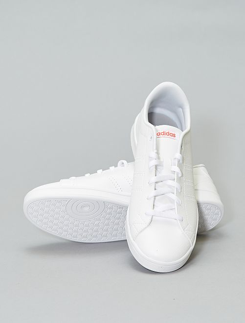 Zapatillas deportivas 'Adidas Advantage Clean QT'                                                     BLANCO