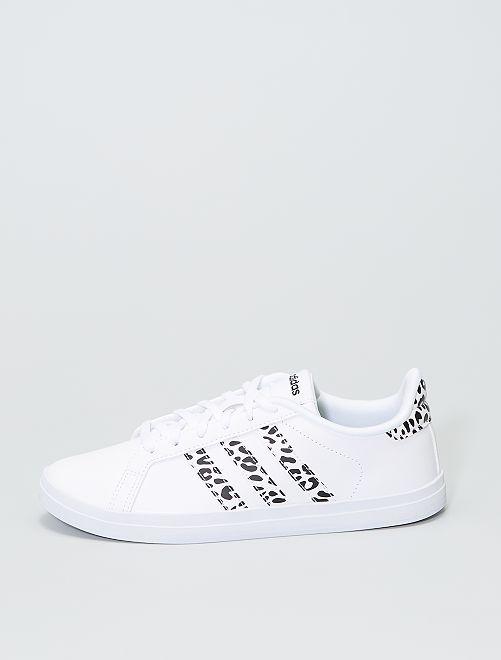Zapatillas deportivas 'adidas' 'courtpoint X'                             BLANCO