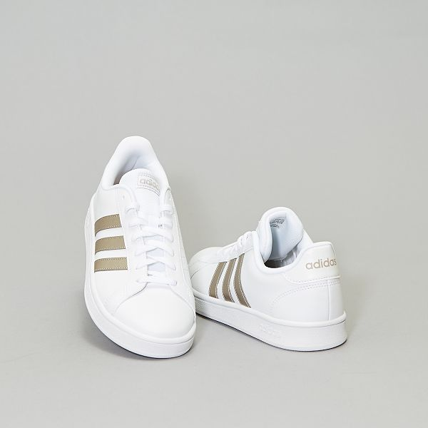 Zapatillas deportivas 'adidas grand court base'