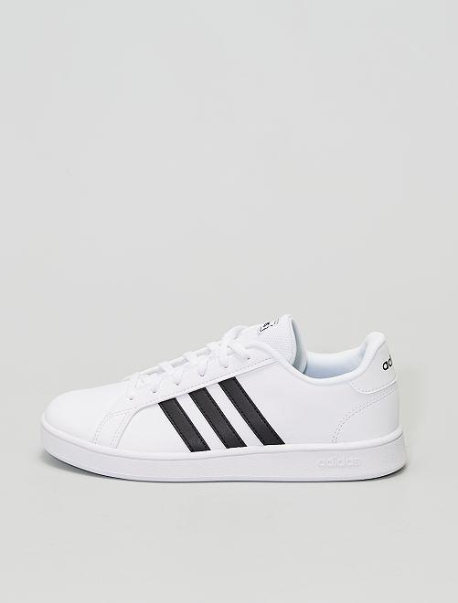 Zapatillas deportivas 'adidas Grand Court K'                             BLANCO