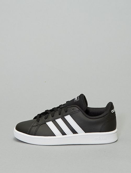 Zapatillas deportivas 'Adidas' 'Grand Court'                             NEGRO