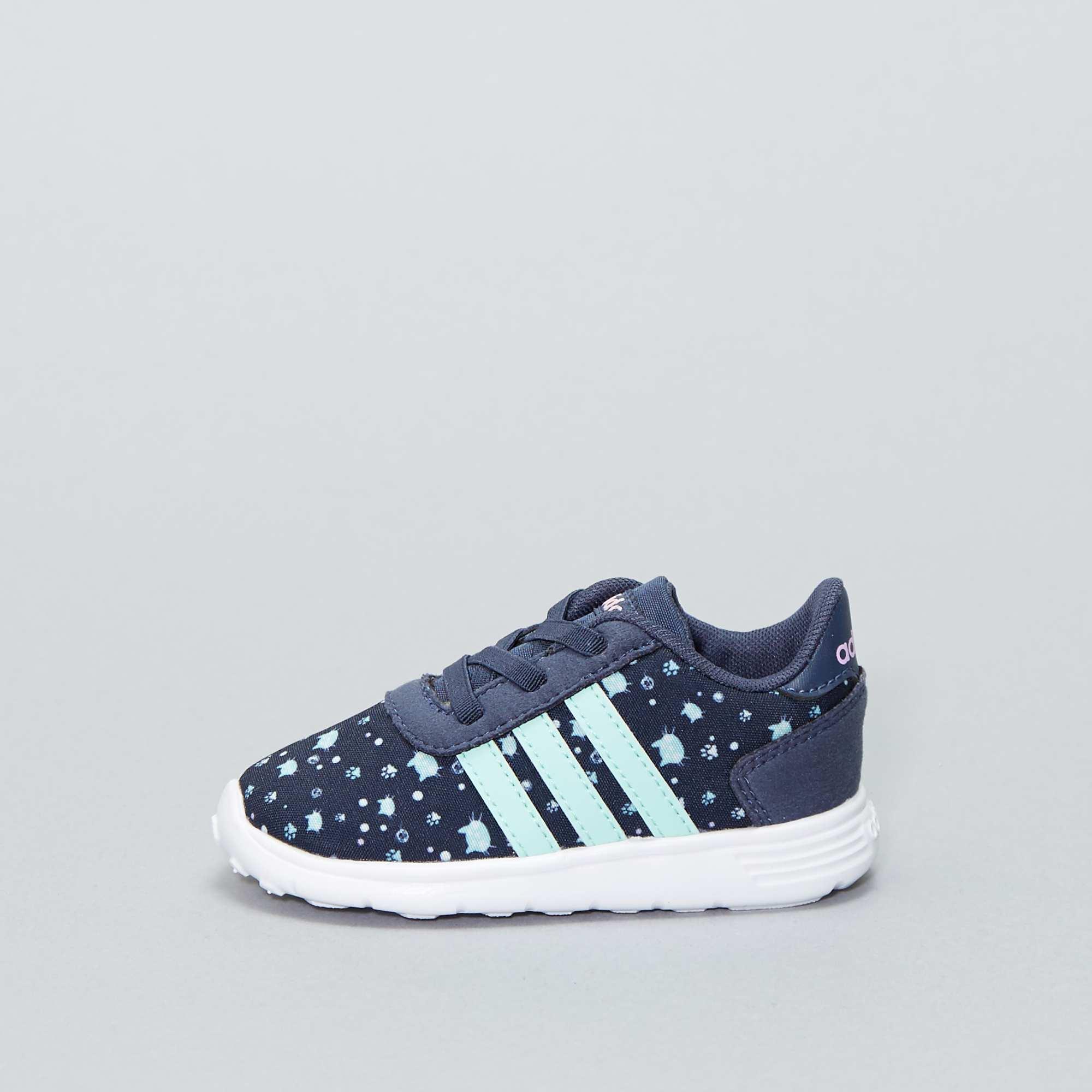 cheap for discount e6df5 c8d7d Zapatillas deportivas  Adidas Lite Racer INF  AZUL Bebé niña. Loading zoom.  Haz clic en la imagen para agrandar. zoom