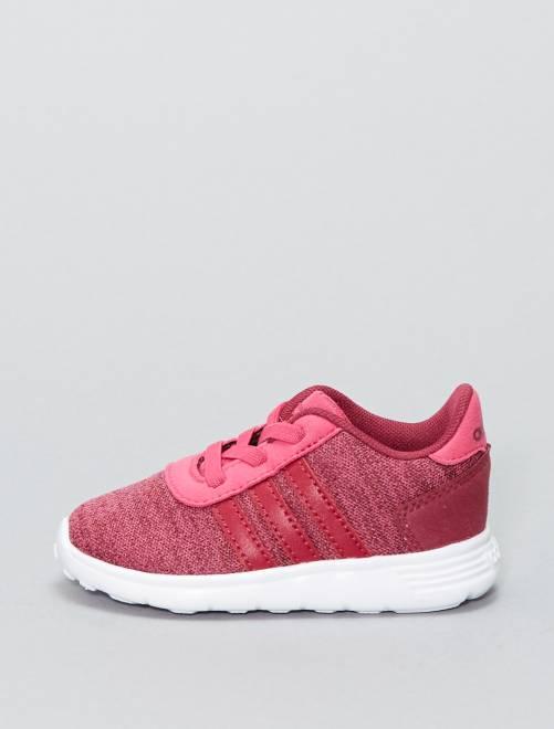 Zapatillas deportivas 'Adidas Lite Racer INF'                                         ROJO Bebé niña