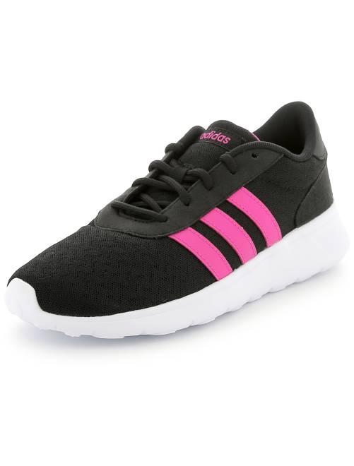 adidas Racer Lite Em W - Zapatillas Para Mujer, Color Negro, Talla 38