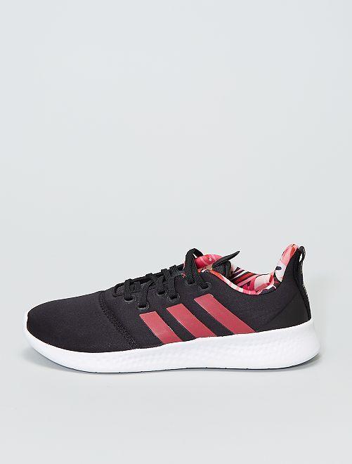 Zapatillas deportivas 'Adidas'                             NEGRO
