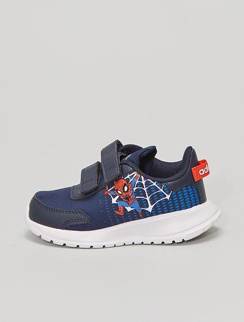 Zapatillas deportivas 'Adidas Tensaur Run 1' 'Spiderman'                             AZUL