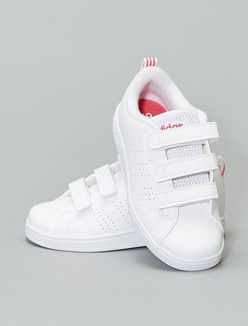Zapatillas deportivas 'Adidas VS ADV CL CMF C'                             BLANCO Chica
