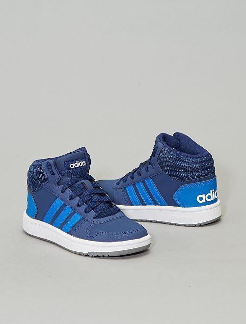 Zapatillas deportivas altas 'Adidas Hoops'                                                     AZUL