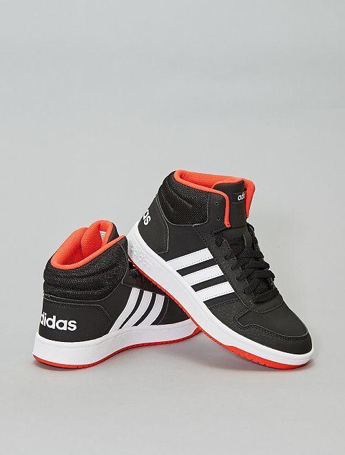 Zapatillas deportivas altas 'Adidas Hoops'                             NEGRO