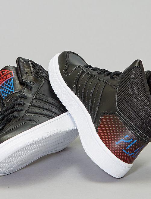 Zapatillas deportivas altas 'Adidas Hoops'                                                     NEGRO Zapatos