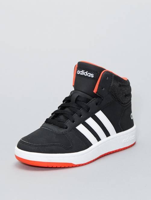 340de6f3 ... Zapatillas deportivas altas de piel sintética 'Adidas HOOPS 2 0 K'  vista 2 ...