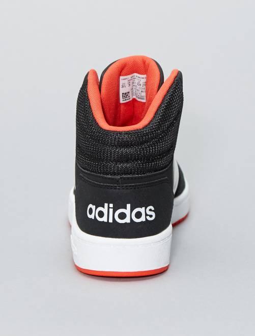978d12f9 ... Zapatillas deportivas altas de piel sintética 'Adidas HOOPS 2 0 K'  vista 4 ...