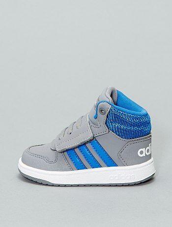 849352739fb Zapatillas deportivas altas de piel sintética  Adidas HOOPS MID 2 0  - Kiabi