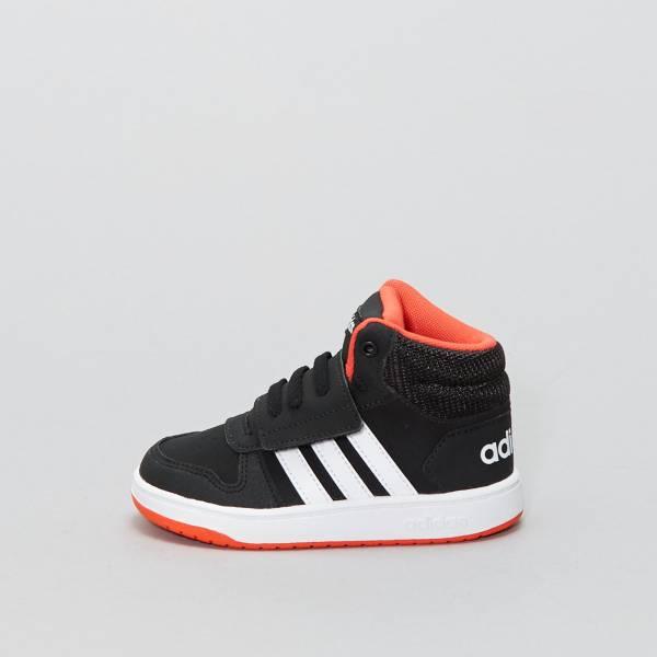 Zapatillas deportivas altas de piel sintética 'Adidas HOOPS MID 2 0'