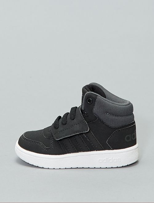 cc7962c8c8cd4 Zapatillas deportivas altas de piel sintética  Adidas HOOPS MID 2 0  vista  1 ...