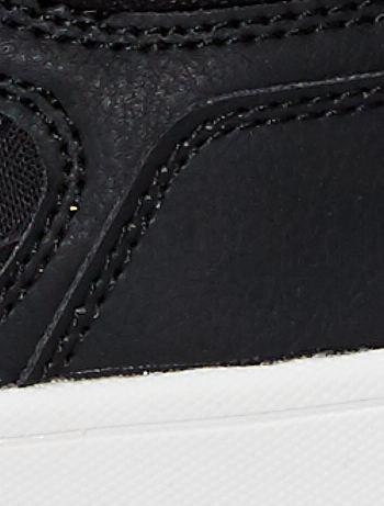 41ad5716 ... Zapatillas deportivas altas de piel sintética y microfibra vista 7