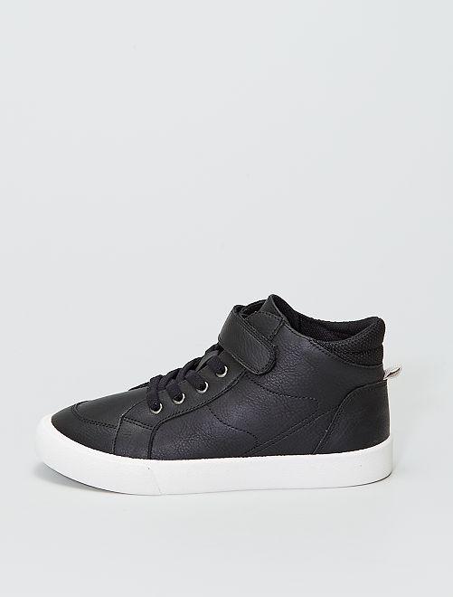 Zapatillas deportivas altas                                         negro