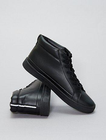 Tallas grandes hombre - Zapatillas deportivas altas - Kiabi