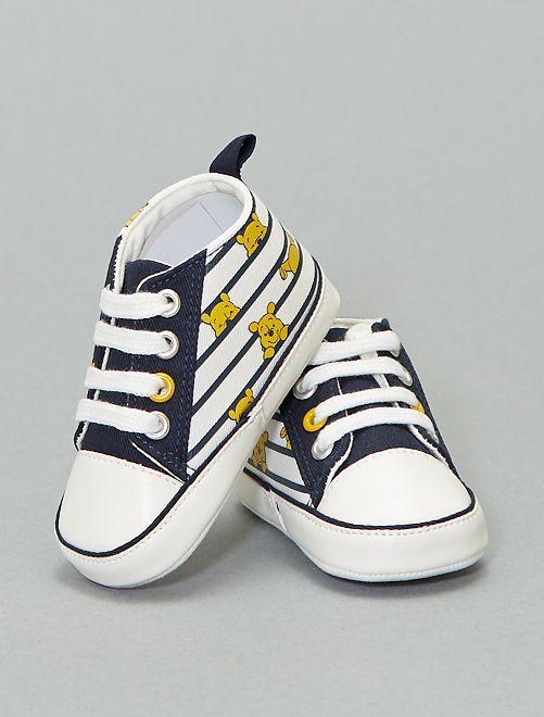 Zapatillas deportivas altas 'Winnie The Pooh'                                         BLANCO