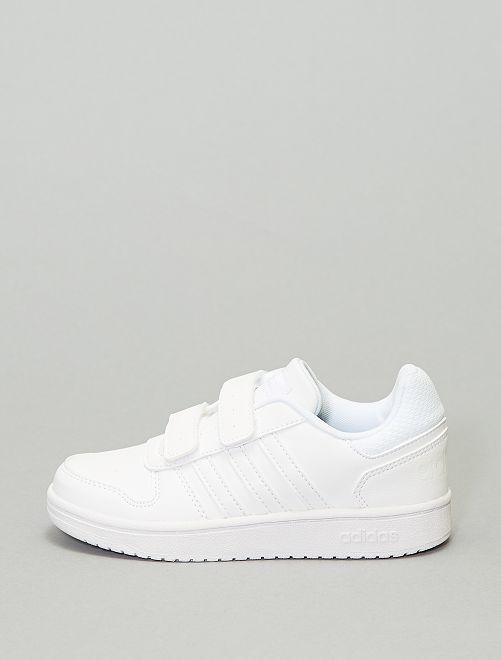 Zapatillas deportivas bajas 'adidas hoops 2.0 CMF C'                             BLANCO