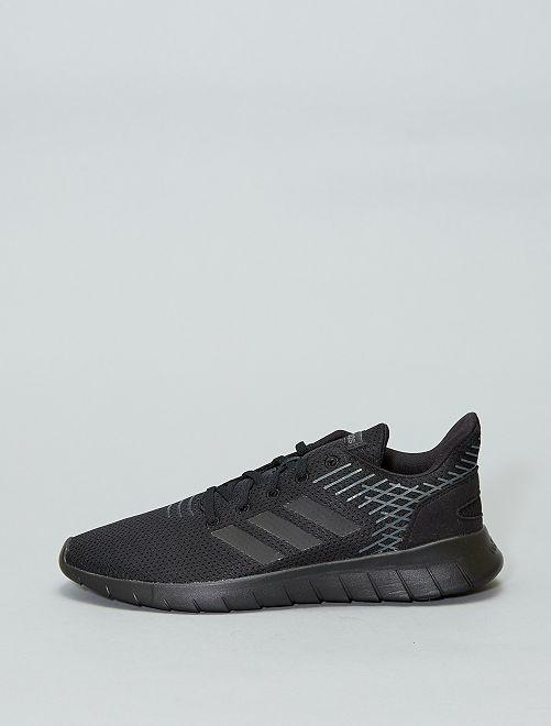 Zapatillas deportivas bajas 'Adidas'                             NEGRO Hombre