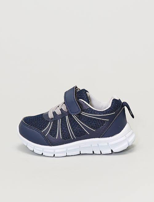 Zapatillas deportivas bajas                             AZUL