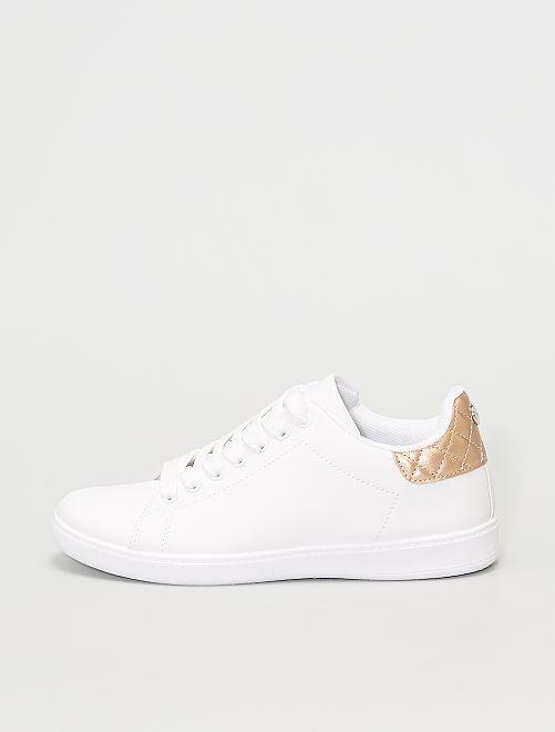 Zapatillas deportivas bajas                             beige oscuro