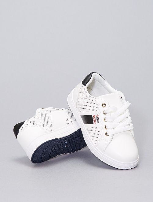 Zapatillas deportivas bajas                             blanco