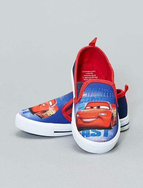 Zapatillas deportivas bajas Cars 'Disney/Pixar'                             azul/rojo Zapatos