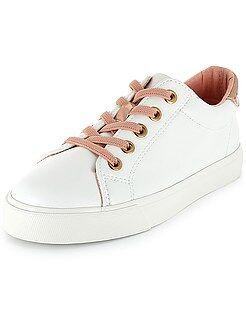 Zapatos, zapatillas - Zapatillas deportivas bajas con cordones