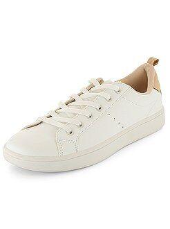 Bambas - Zapatillas deportivas bajas con cordones - Kiabi