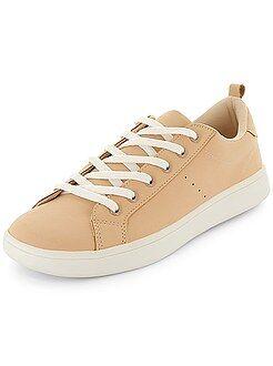 Zapatillas deportivas bajas con cordones - Kiabi