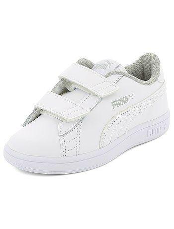 Zapatillas deportivas bajas de piel sintética 'Puma' - Kiabi