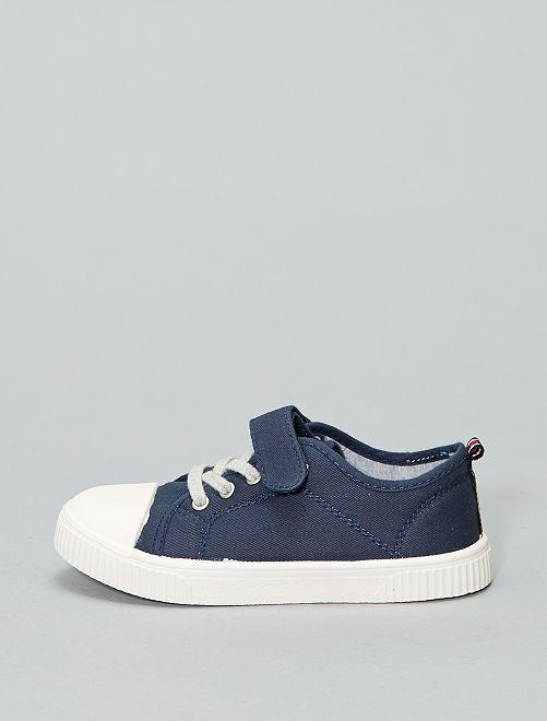 Zapatillas deportivas bajas de tela                                                     marino Zapatos