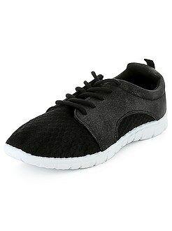 Mujer Zapatillas deportivas bajas estilo running
